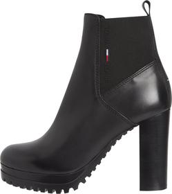 Essentials High Heel Boot