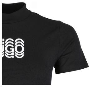 """Stretch-Jersey-Kleid """"Narcissa"""" mit Echo-Logo"""