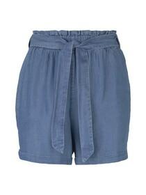 Indigo soft relaxed shorts