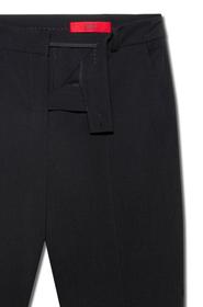 "Hose ""The Regular Trousers"" aus Stretch-Schurwolle"