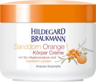 Sanddorn Orange Körper Creme 200 ml