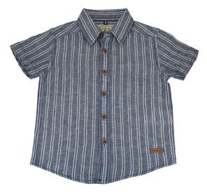 Hemd im Streifen-Design