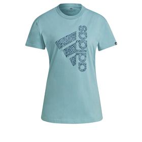 "T-Shirt ""Zebra Logo Graphic"""