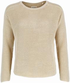 Pullover aus Baumwolle-Bändchengarn