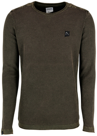 Basal Washed Pullover