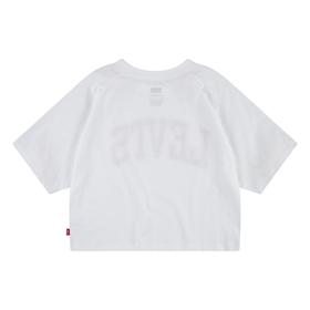 High Rise Crop T-Shirt