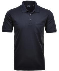 Kurzarm Softknit Poloshirt