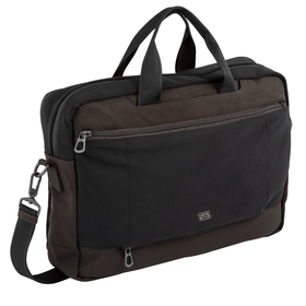 Brooklyn, Business bag, charcoal