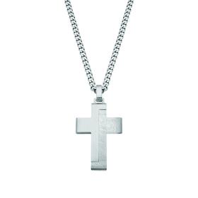Halskette mit Kreuzanhänger