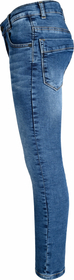 Sweat Denim Jeans