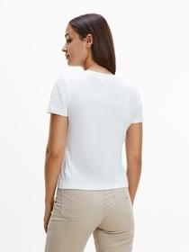 T-Shirt aus softer Bio-Baumwolle