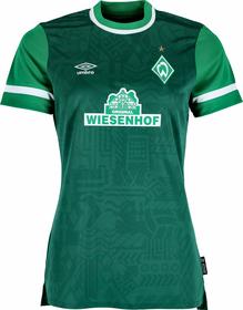 Werder Bremen Home Trikot 2021/22 Damen