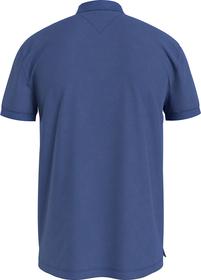 Bio-Baumwoll-Poloshirt in Stückfärbung
