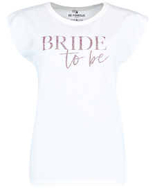"""T-Shirt """"Bride to be"""""""