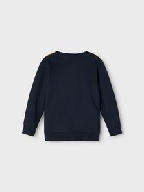 "Sweatshirt mit Print ""Nmmkinslee"""