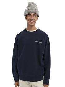 Sweatshirt mit Grafik-Logo