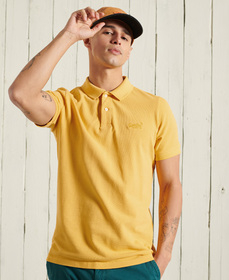S/S Vintage Destroyed Polo