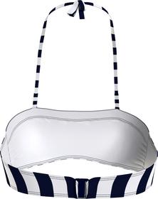 Bandeau-Bikini Top