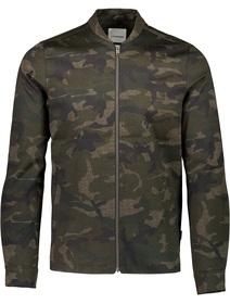 Superflex Army Pattern Overshirt