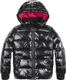 Shiny Puffer Jacket