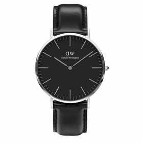 "Uhr ""Classic Black Sheffield DW00100133"""