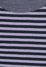 Doubleface Streifen Shirt