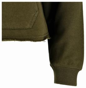 Oversize-Sweatshirt aus Organic-Cotton-Mix
