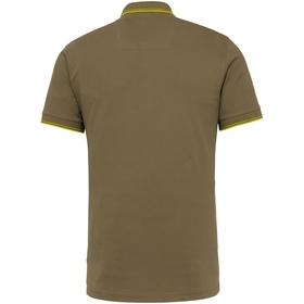 Short Sleeve Polo Stretch Pique