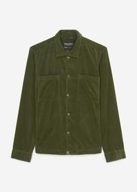 Breitcord-Overshirt aus Organic Cotton-Qualität