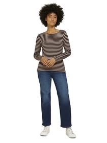 T-shirt striped longsleeve