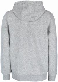 Fleece-Sweatshirt mit Kapuze