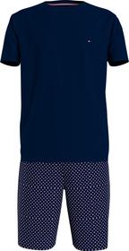 Cn Ss Short Jersey Set Print