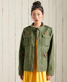Crafted M65 Jacket
