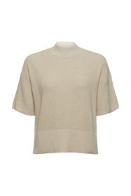 Pullover mit kurzen Ärmeln, Organic Cotton