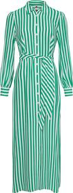 VISCOSE CDC LONG SHIRT DRESS LS