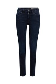 2-Knopf-Jeans mit Organic Cotton