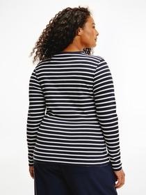 Langarmshirt Curve Extra Slim Fit