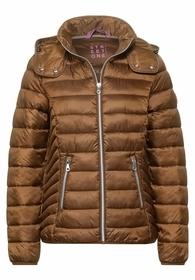 """Jacke """"feminine padded nylon jacket"""""""