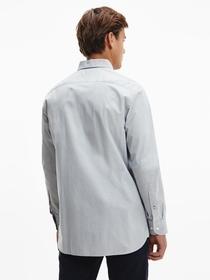 Poplin Mini Geo Print Shirt