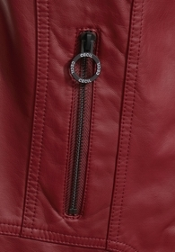 TOS PU Jacket
