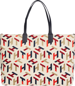 Iconic Tommy Tote Mono Embr