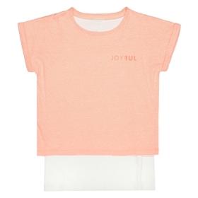 2in1-Shirt mit Print