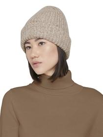 beanie mouline knit