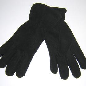 Fleece-Handschuh uni