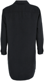 Dress, loose shirt style, polo plac