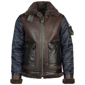 Short jacket SKYGOOSE Satin Nylon