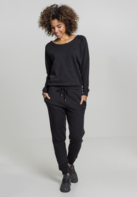 """Long Sleeve Jumpsuit """"Terry"""""""