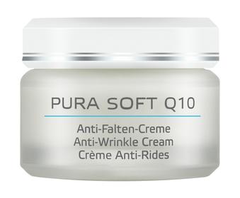 """Pura Soft""  Q10  Anti-Falten-Creme 50 ml"