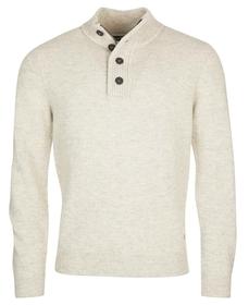 "Half Zip Sweater ""Patch"""