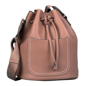 JULICA, Bucket bag, old rose